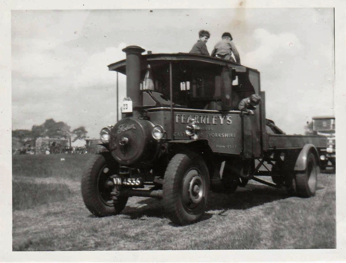 Foden 13120 of 1928