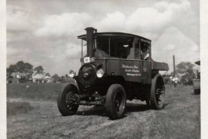 Foden 13784 of 1932