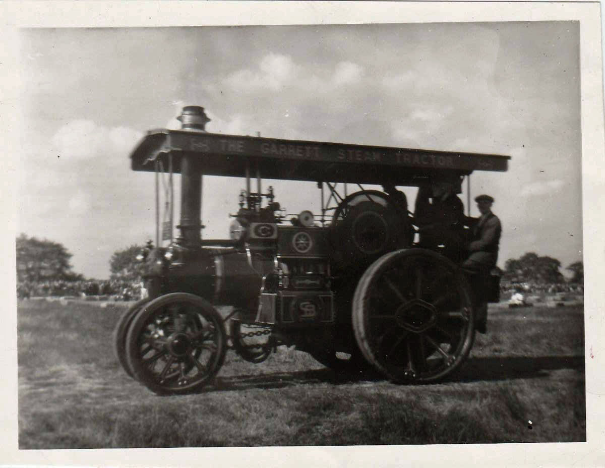 Garrett 33459 of 1919