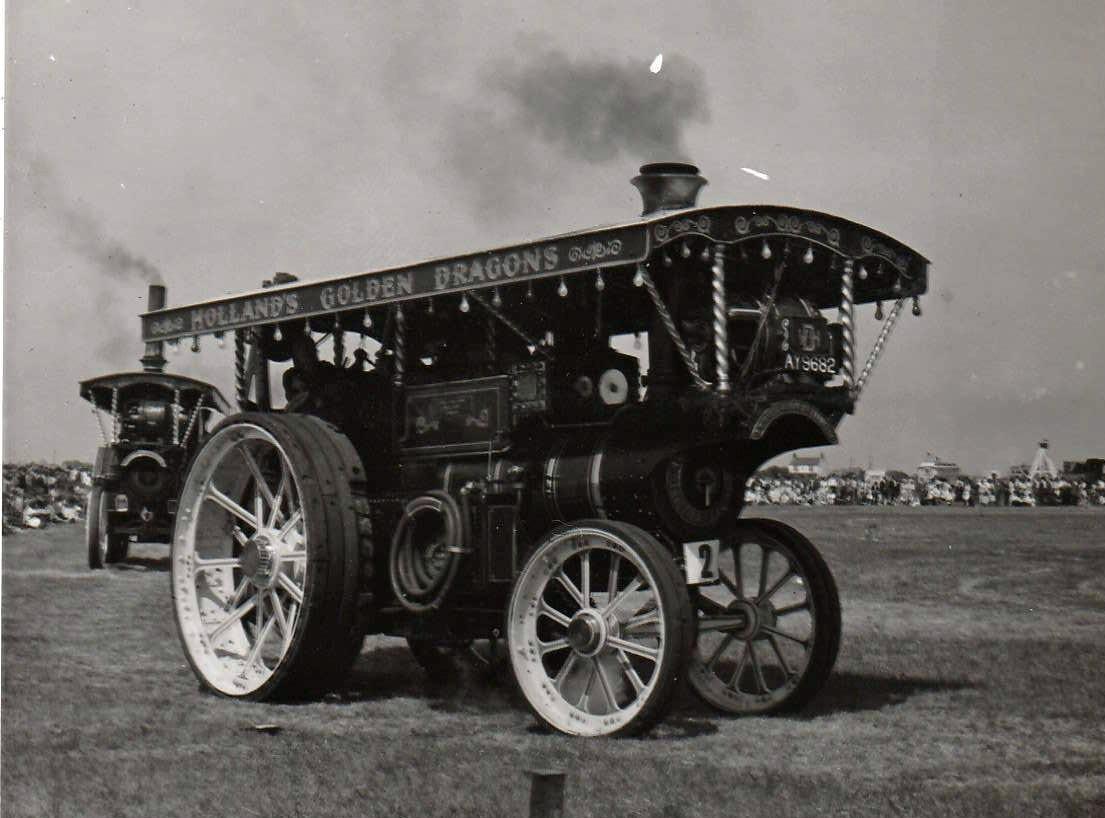 Burrell 3093 of 1909 Dreadnought