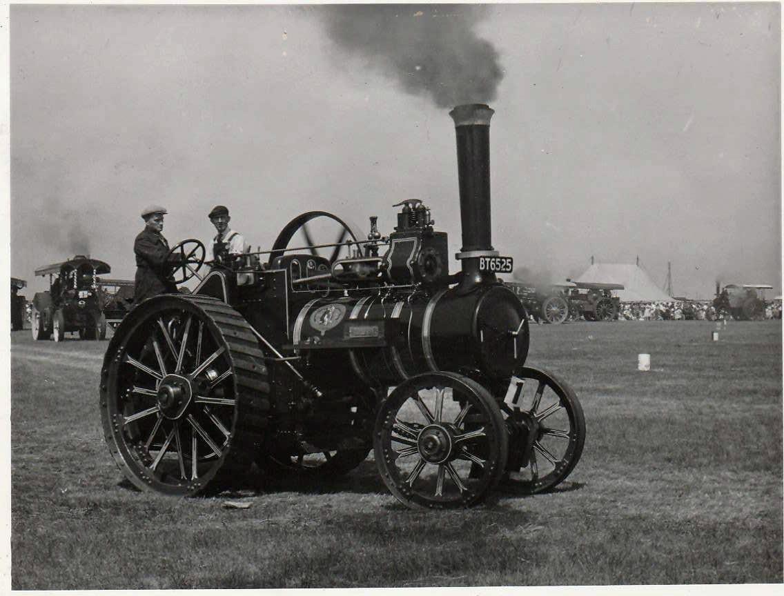 Marshall 45689 of 1906 6nhp